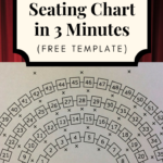Band Seating Chart In 3 Minutes Free Template Band Directors Talk Shop