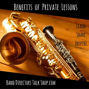 Benefits of Private Lessons