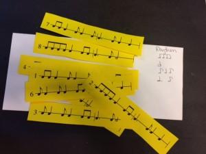 Rhythm Envelope Game