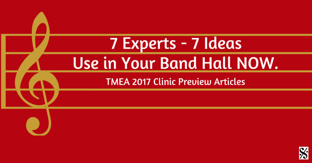 7 Ideas You Can Use in Your Band Hall NOW.