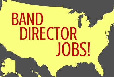 band director jobs