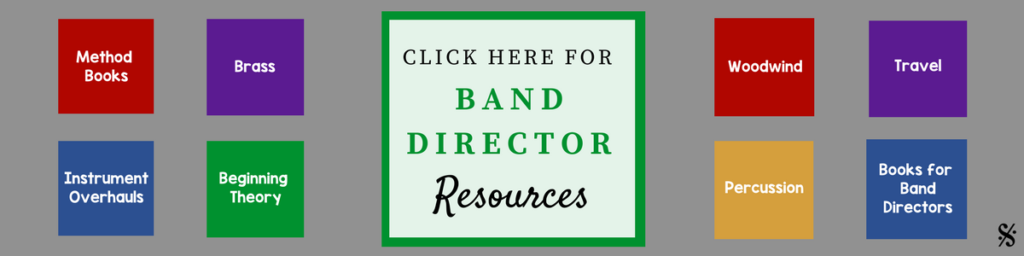 Band Director Resources