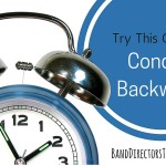 Conduct Backwards