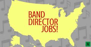 Band director jobs