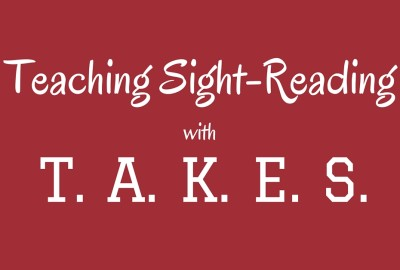 Teaching Sight-Reading