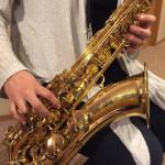 saxophone fingering