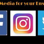 Social media for your ensemble