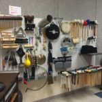 percussion room makeover
