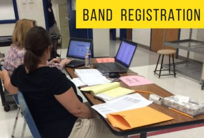 Band Registration Day