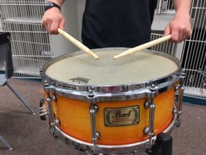 Common Match Grip Problems for Beginning Percussionists
