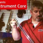 Proper Instrument Care