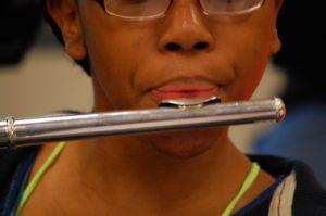 Flute legato