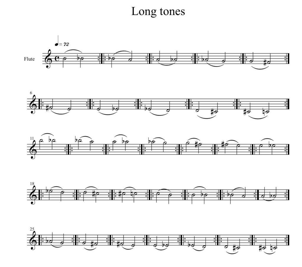 flute-long-tones
