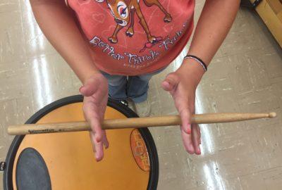Teaching snare drum