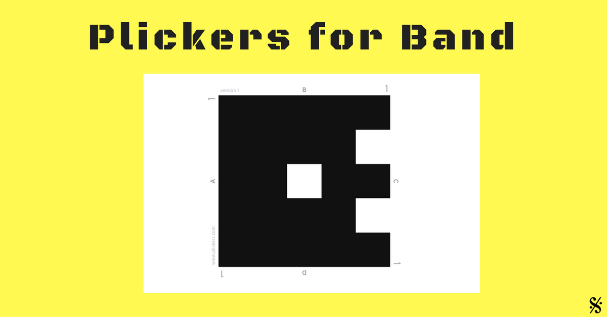 Plickers for Band