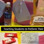 teaching students to perform their best at auditions