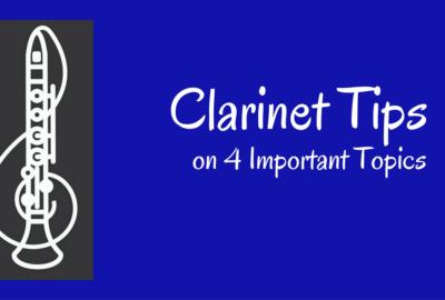 clarinet tips