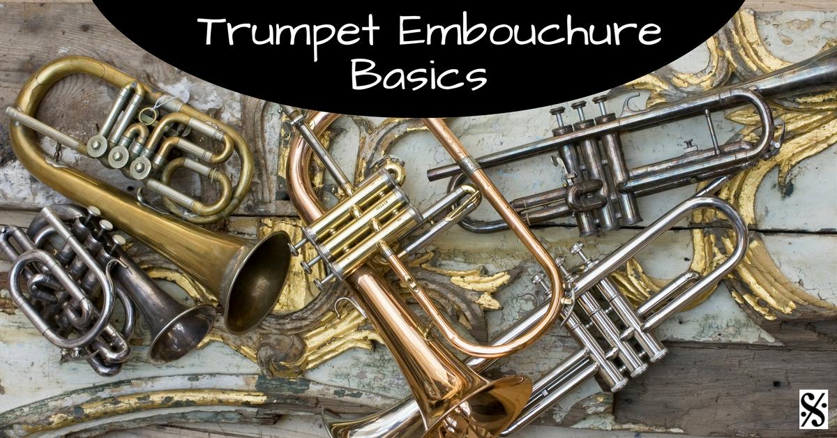 trumpet embouchure basics band directors talk shop. Black Bedroom Furniture Sets. Home Design Ideas