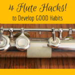 beginning flute hacks