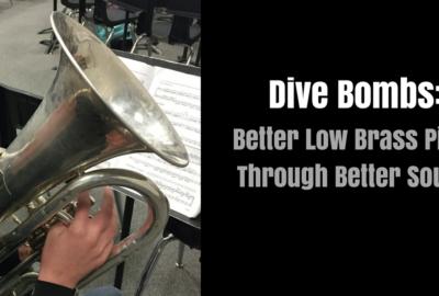 low brass pitch