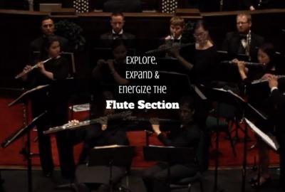 Explore, Expand & Energize the Flute Section!
