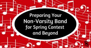 non-varsity band
