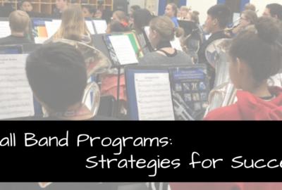 Small Band Programs