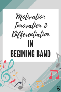 "Click here for some great beginning band teaching tips and ideas that will motivate and inspire your students! The first year of band is the most crucial. Band Directors, make the most use out of your rehearsal time and learn how to start your students off right. You will learn how to improve your band program, even with limited rehearsal time! Quick success is the the key to motivation! Learn how to use small ""chunks"" of music in this great article! #beginningband #bandteacher #concertband #bandrehearsal #bandclass"