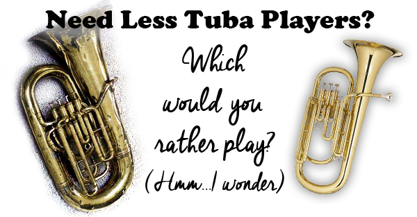 Need Less Tubas