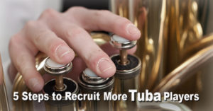 recruit more tuba players