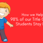 How we Helped 98% of our Title One Students Stay Eligible
