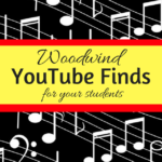 YouTube Finds Woodwinds