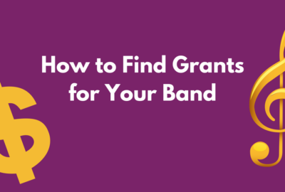 How to Find Grants for Your Band