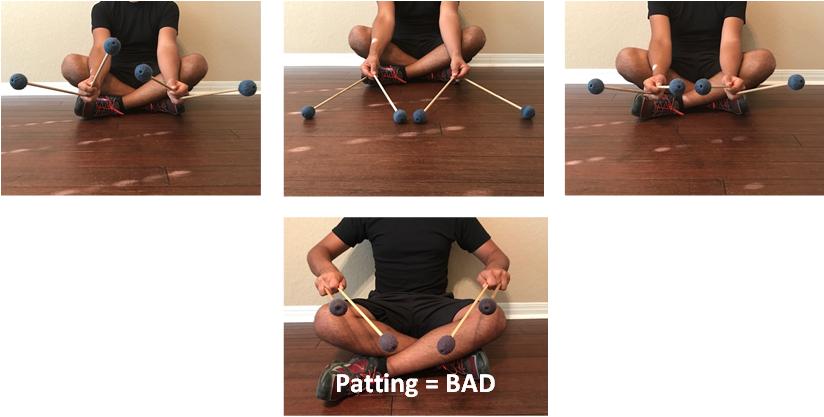 4 Mallet Percussion Technique- great article!