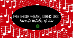 Band director ebook