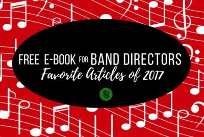 Band director ebook