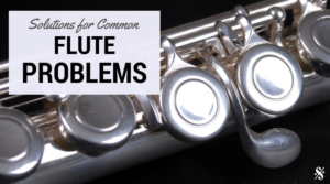 Solutions for common flute problems
