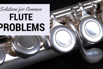 Solutions for common flute problems can be found in this article. Improve your flute section with these great tips! Visit Band Directors Talk Shop for more great band director articles and ideas.