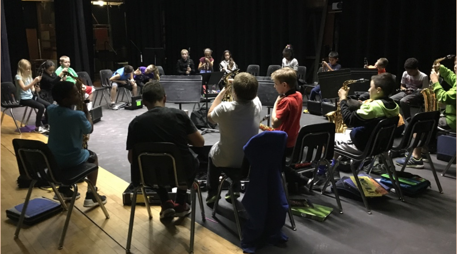 Ways to Mix up your Large Ensemble Rehearsals - Band